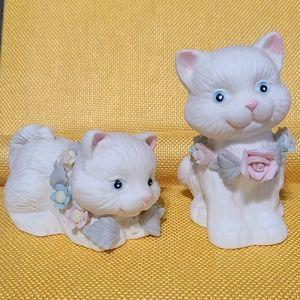 Cute VTG Ceramic Kittens